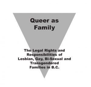 Report Cover - REPORT - Queer as Family Cover