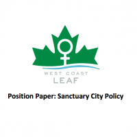 Position Paper: Sanctuary City Policy