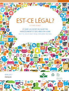 French language version of Is That Legal? cover