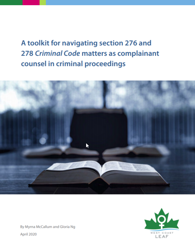Cover of the Toolkit